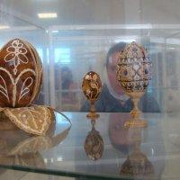 сувенирное пасхальное яйцо :: Наталья Золотых-Сибирская