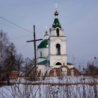 Церковь :: Алексей Golovchenko