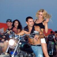 Байк-фестиваль :: Андрей Мартынюк