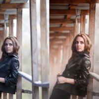 До и после :: Ангелина Хафизьянова