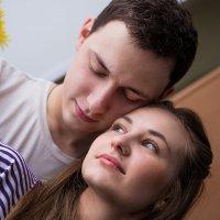 двое-2 :: Татьяна Исаева-Каштанова