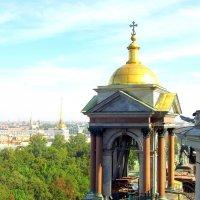 вид с колонады Исаакиевского собора :: Сергей