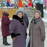 Северодвинск. Масленица. Ты только посмотри... :: Владимир Шибинский