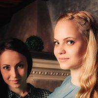 сестренки :: Юлия Павличенко