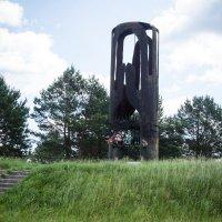 """Мемориал """"Поле памяти"""". Памятник погибшим евреям 1942 г. :: Николай Пекарский"""