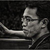 Мой коллега и переводчик из Малайзии. :: Александр Вивчарик