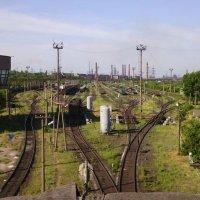 Заводская сортировочная станция :: Денис/Алина Крылов(а)