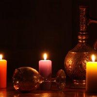 При свечах :: Наталья