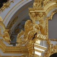 Большая церковь. Ангелы :: Елена Павлова (Смолова)