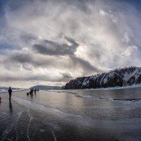 Прогулка по Байкалу :: Павел Федоров