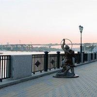 Набережная реки Дон :: Анастасия Cова