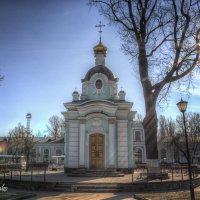 Привокзальная часовня :: Сергей Ефименко