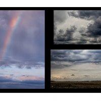 «Я полагаю радугу Мою в облаке, чтоб она была знамением завета между Мною и между землёю» – Бытие 9: :: Любовь Кастрыкина