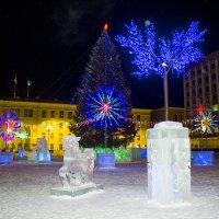 Новый год-2015 :: Артём Бояринцев
