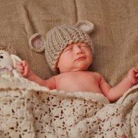съемка новорожденных :: Оля Грушевская