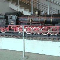 Действующая модель паровоза C.F.R. :: Андрей Ковунов