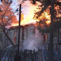 пожар :: Сергей Жарков