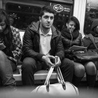 Просто московское метро ... :: Алексей Окунеев
