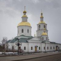 Казанская церковь :: Марина Назарова