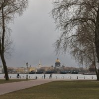 Любимый город :: Валентина Харламова