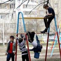 Пацаны :: Валерия  Полещикова