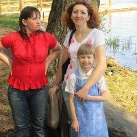 Надя, Вера и Лиза :: Viktor Heronin
