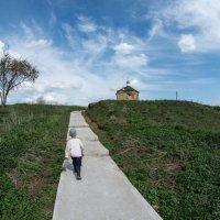 Дорога к храму :: Yury Petrov