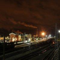 ночной вокзал :: кейт соло