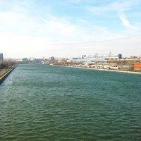 Март. Москва-река :: Николай Дони