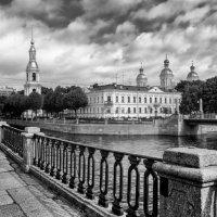 городской пейзаж :: Евгений Никифоров