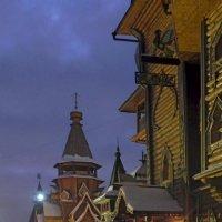 Утро в Измайловском кремле. :: Oleg4618 Шутченко