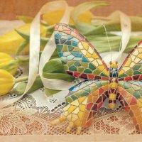 Бабочка... :: Алина