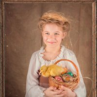 Пасхальные истории :: Евгения Малютина