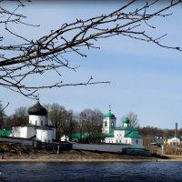 Мирожский мужской монастырь. Псков. :: Fededuard Винтанюк