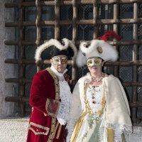 Карнавал в Венеции :: Олег