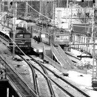 Железная дорога-48 :: Фотогруппа Весна.
