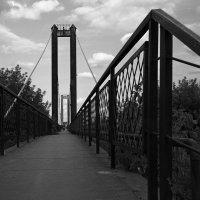 Мост... :: Валерия  Полещикова