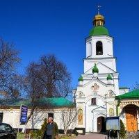 Церковь Воскресения Христова :: Ростислав