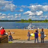 праздник на воде :: Galina