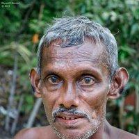 Шахтёр из Ратнапуры. :: Edward J.Berelet