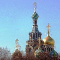 купола... :: Марина Харченкова