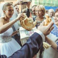 Вот как надо делить каравай) :: Анастасия ГАВ Гусевская