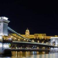 Цепной мост :: Фёдор Олейник