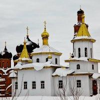 Монастырь успенский свято-георгиевский :: Татьяна Губина