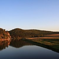 Река Юрюзань :: Вера Саитхужина