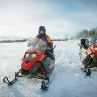 снежные прошулки :: Andrey Khvorov