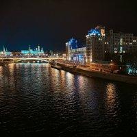 Москва-река :: Игорь Иванов