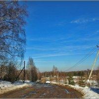 дороги русской глубинки :: Дмитрий Анцыферов