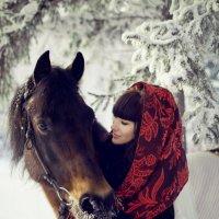 Зимняя свадьба :: Наталья Самойлова