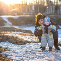 Семья :: Евгений Казаков